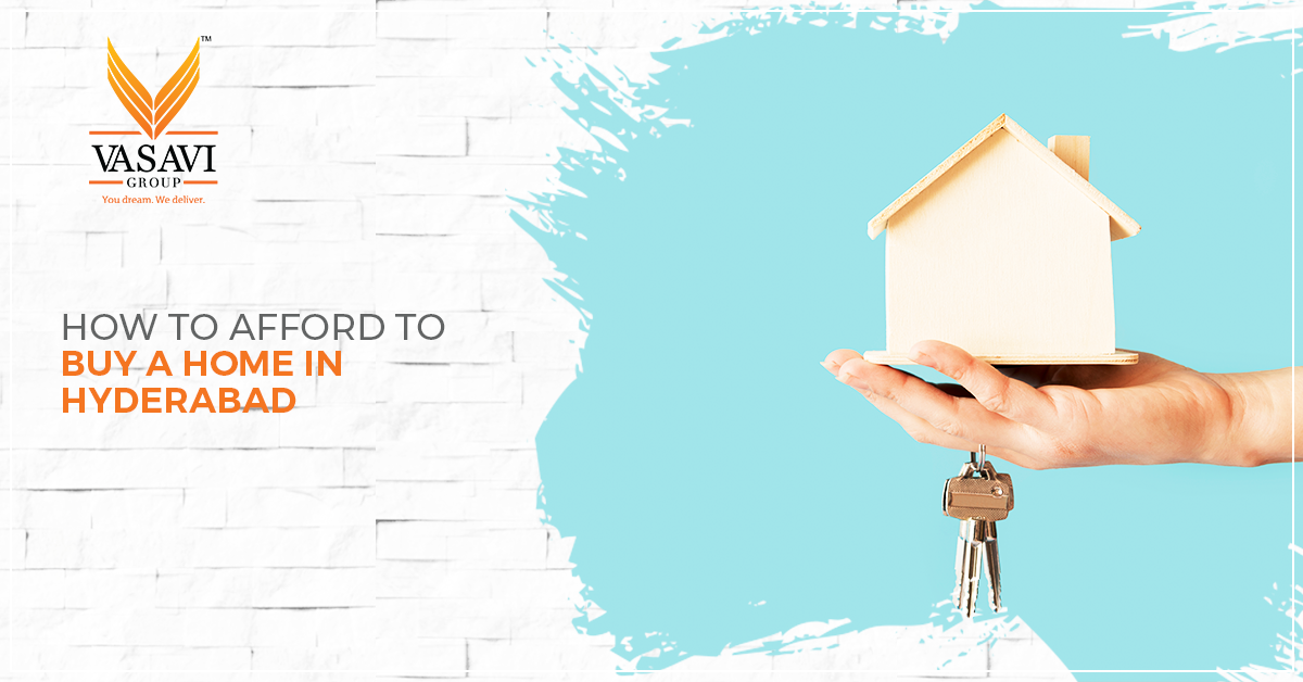 Buy a Home in Hyderabad