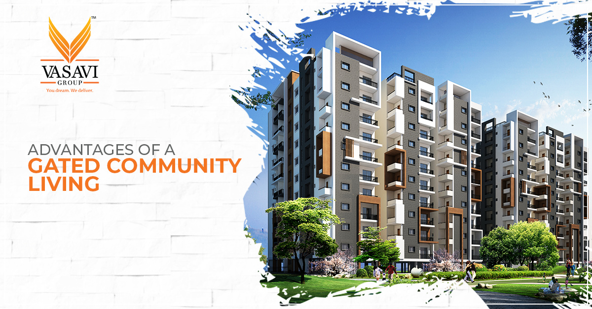 advantages of gated community living