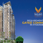 requirement for gated communities in hyderabad