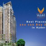 best places to buy 2bhk flats in hyderabad